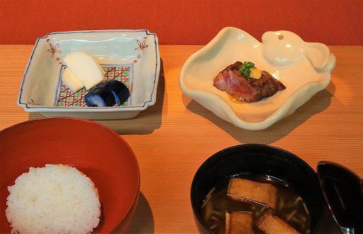 仙台牛 炭火焼き ~ 9月の食事 ~