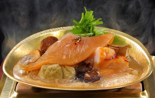 フカヒレの茸スープ炊き ~ 10月の替わり吟味特撰 ~