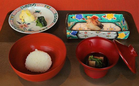甘鯛若狭焼 と喜利飯 ~ 2月の食事 ~