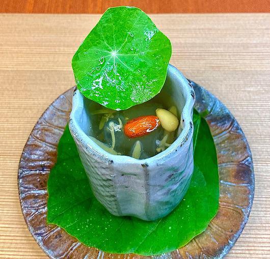 薬膳丸スープ ~ 8月の小吸物 ~