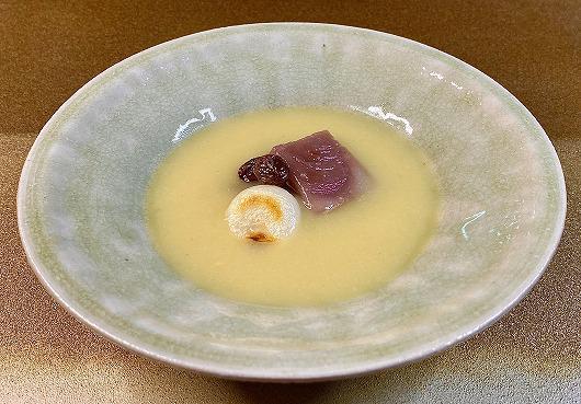和栗のしるこ ~ 10月のデザート ~